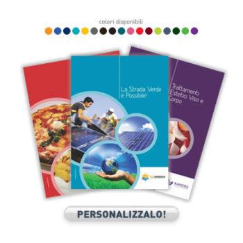 Volantino Pubblicitario A5 – Modello 6